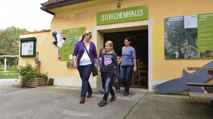 Storchenhaus Marchegg